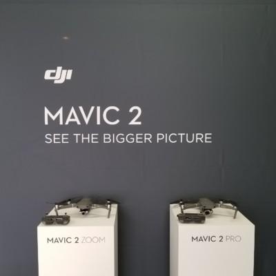 DJIから新製品が次々に登場!ドローン業界の2018年を振り返る☆
