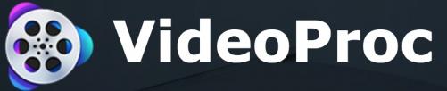 簡単かつ多機能な動画編集・動画処理ソフトVideoProc