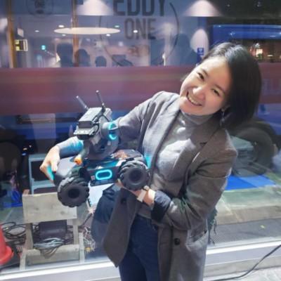 品川ハロウィーン2019でRoboMaster S1(ロボマスター)を体験して来ました!!