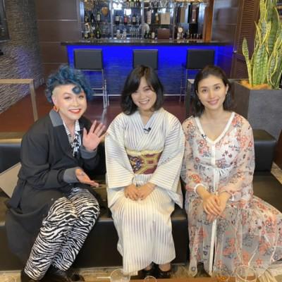 BSフジ「橋本マナミの東京はいすぺ女子図鑑」の収録をしてきました!!