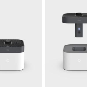 Amazonから発表された新ドローンは巡回飛行する「室内用セキュリティカメラ」