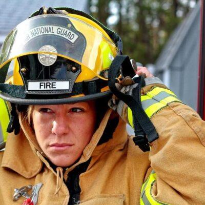 ドローンで加速する!女性消防隊員の活躍!!
