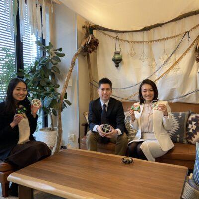 丈夫で安全な軽量ドローン『おうちドローン』生みの親・池末社長とKanatta代表井口恵が対談しました!