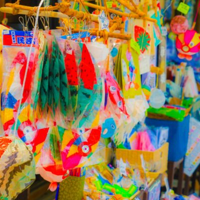 「夏祭り」は日本の風物詩!お祭りのPRはドローンで撮影しよう♪