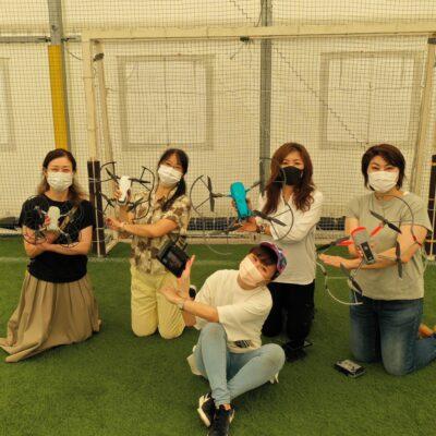 7月3日ドローン空撮練習会イベントレポート♪